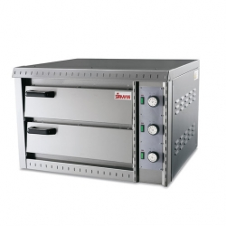 Sirman Vulcano Double Deck Pizza Oven