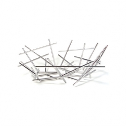 Blow Up Citrus Basket Stainless Steel (Sold Singly)