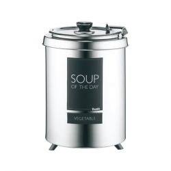 Dualit 71500 6 Ltr Soup Kettle - Stainless Steel (Sold Singly)
