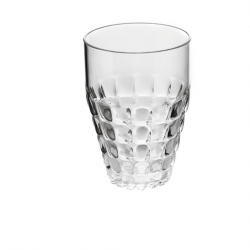 Guzzini Tiffany Tall Tumbler 510ml Clear
