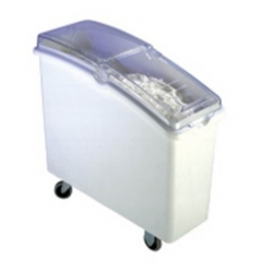 Robert Scott Mobile Ingredient Bin White