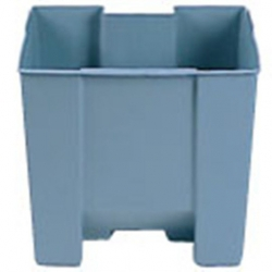 Rigid Liner For Step-On Container Grey 38.8ltr (Sold Singly)