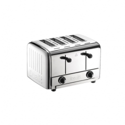 Dualit 49900 4 Slot Pop-Up Catering Toaster (Sold Singly)