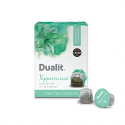Dualit Fine Tea Capsule - Peppermint (60 pcs)