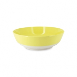 Revol Color Lab Coupe Dish, Large Citrus 34cm