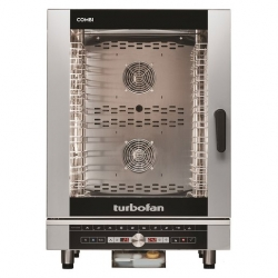 Blue Seal Turbofan 40 Series EC40D10 Combi Oven 10x1/1GN Touch