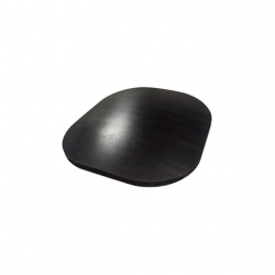 Black Rubber Tamping Mat