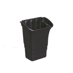 Black Refuse Bin 30l (Sold Singly)