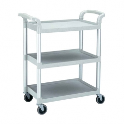 Cambro Trolley 3 Tier Black Frame (Sold Singly)