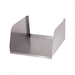 CED Fabrications Medium Duty Microwave Shelf 450mm Deep