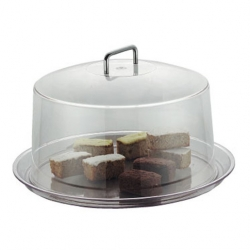 Cambro Cake Tray Cover Polycarbonate Round 30.4cm