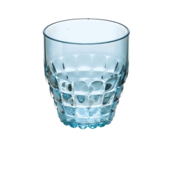 Guzzini Tiffany Low Tumbler 350ml Sea Blue
