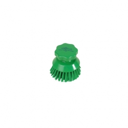 Round Scrub Brush Green (Sold Singly)