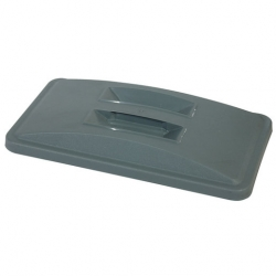 Handle Lid for Svelte Containers, Grey (Sold Singly)