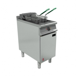 Falcon Electric Twin Basket Fryer With Filtration