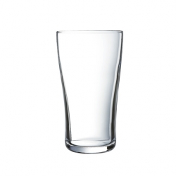 Arcoroc The Ultimate Pint Nucleated Beer Glass 20oz