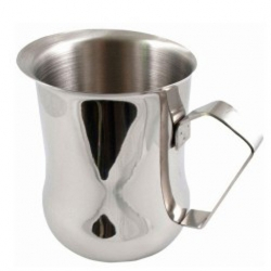 Frothing Jug Straight Sided Stainless Steel 1.5ltr (Sold Singly)