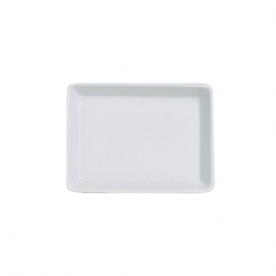 Steelite Rectangle Deep Tray 17.5cm x 13.0cm