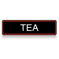 Bravilor Tea Sticker