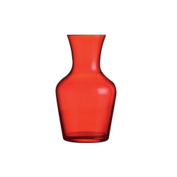 Arcoroc Color Studio Red Decanter 16.75oz 50cl