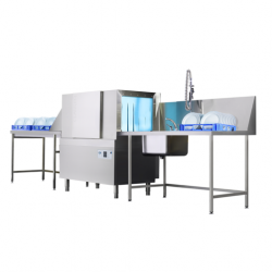 Classeq CST100D Dishwasher Conveyor With Dryer