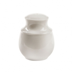 Royal Doulton Jupiter Salt Pot White