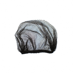 Hairnets Black Nylon Disposable Pack 100