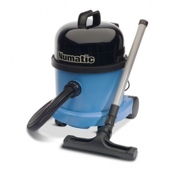 Numatic WV370-2 Wet & Dry Tub Vacuum with Kit AA12 (Sold Singly)
