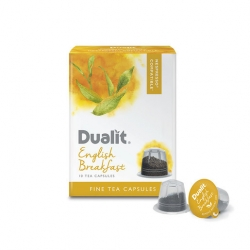 Dualit Fine Tea Capsule - English Breakfast
