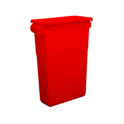 Ecosort Maxi Body Bin Large Red