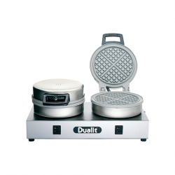 Dualit 74002 Waffle Maker (Sold Singly)