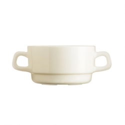 Arcoroc Intensity Soup Bowl White 32cl 10.8oz
