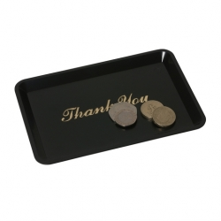 Thank You Bill / Tip Tray (Sold Singly)