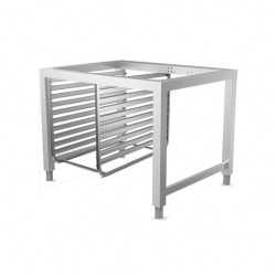 Lainox GSP T07 GN Runner Stand for 7x1/1 Combi Oven (Sold Singly)