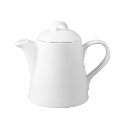 Classic White Beverage Pot 38cl