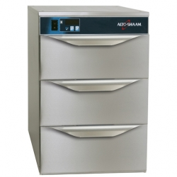 Alto Shaam Alto-Shaam 500-3DN Narrow Three Drawer Warmer