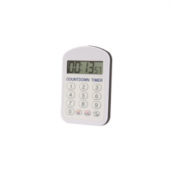 E T I Water Resistant Countdown Timer