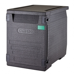 Cambro GoBox Front Loading Insulated Carrier With 9 Rails
