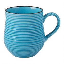 La Cafetiere Blue Brights Mug 17.6floz/500ml