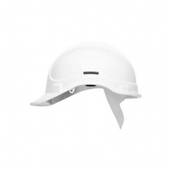 HC300NSB Unvented Safety Helmet White (Sold Singly)