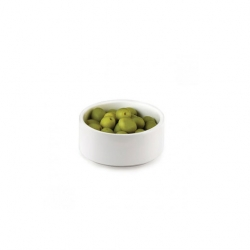 Classic Collection Spare Porcelain Dip Bowl 8cm White