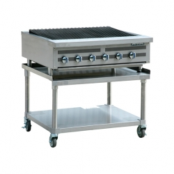 Imperial Restaurant Series Mobile Gas Chargrill 610mm
