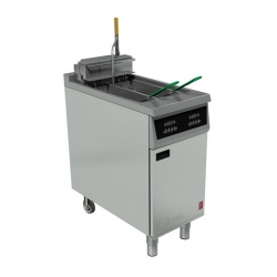 Falcon Programmable High Output Twin Pan Fryer