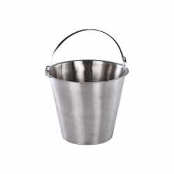 Bucket Stainless Steel 12ltr