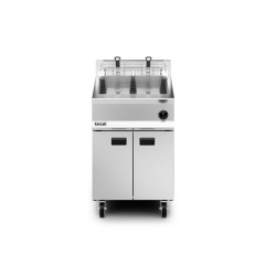 Lincat Opus 800 Natural Gas Fryer Single Tank 60cm
