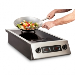 Induced Energy CS3000GT-1 Twin Zone Induction Hob