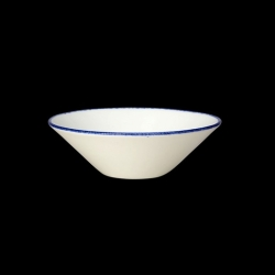 Steelite Blue Dapple Essence Bowl 16.5cm 26.75cl