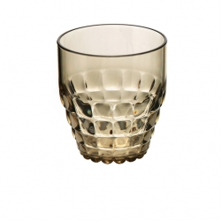 Guzzini Tiffany Low Tumbler 350ml Sand