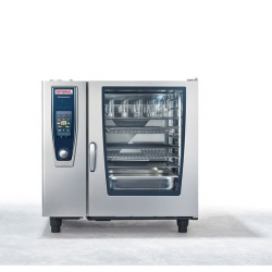 RATIONAL SCC 102 Gas Combi-oven