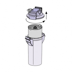 Brita Replacement Cartridge For Purity 600